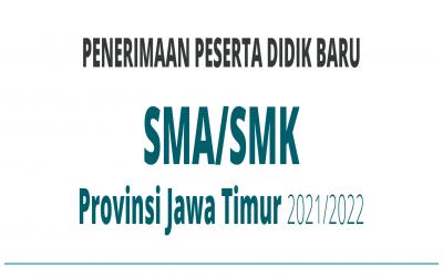 PENERIMAAN PESERTA DIDIK BARU 2021/2022
