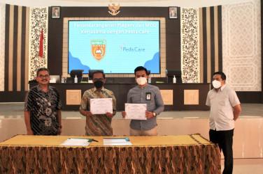 SMK Negeri 2 Malang kembali melaksanakan Penguatan Kerjasama dengan DUDIKA
